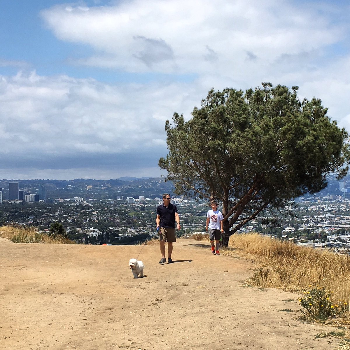 It's #NationalTrailsDay - hope you can get outside! #mydayinla https://t.co/wviD1VA72G