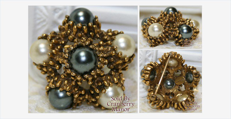 #Jeanne Sea #Star #Pearl Brooch #Vintage #Fashion #Jewelry #TeamLove #VogueTeam #GotVintage https://t.co/lVsWXxcrbv https://t.co/LIiM4LxQ2f