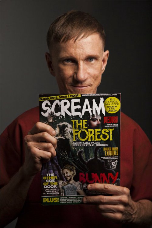 @ScreamHorrorMag is the UK's #1 print horror mag and a big supporter of @HarrisonSmith85's @DeathHouseMovie. Thanks! https://t.co/b48NggUx61