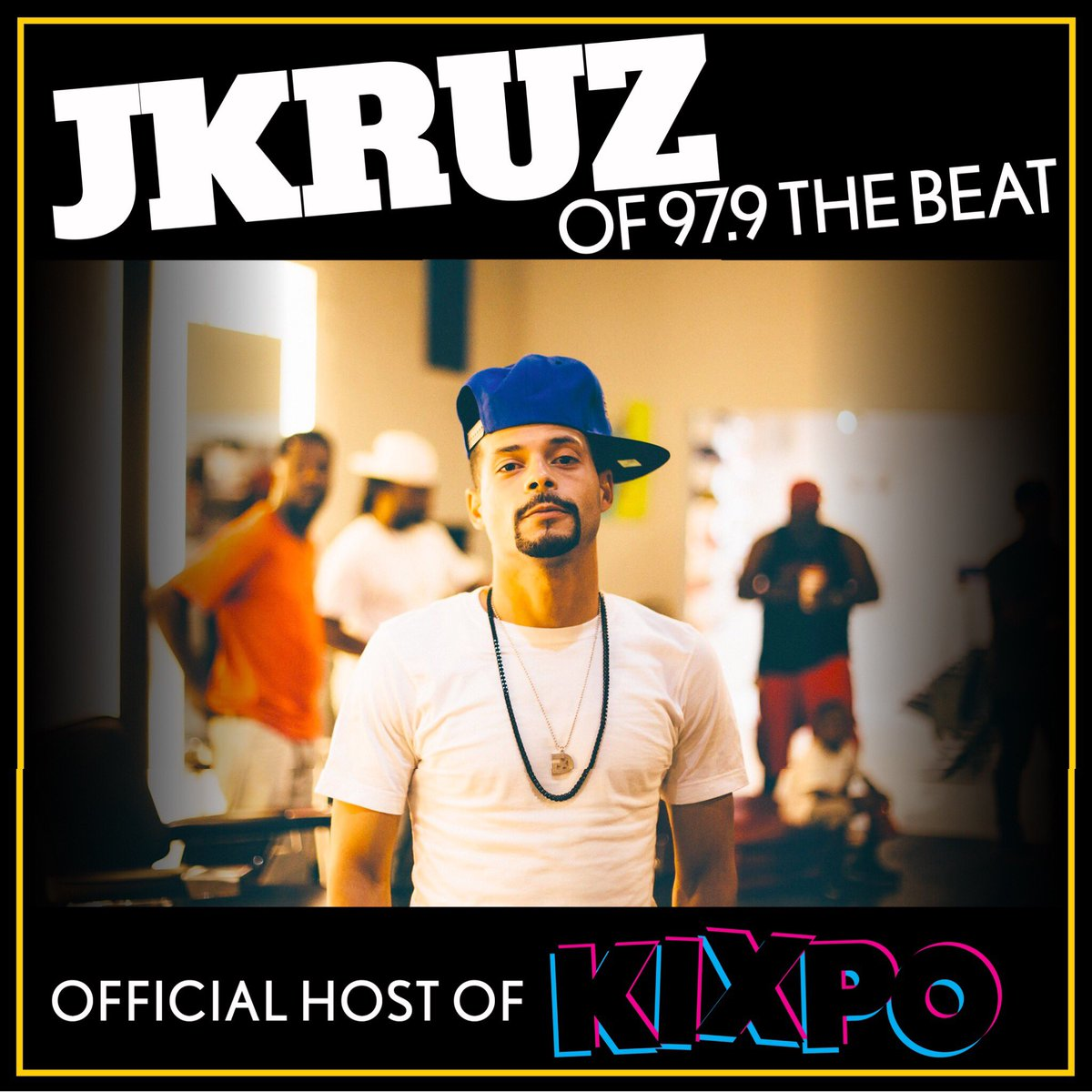 official @Kixpo host @Jkruzonair of @979thebeat & tune in everyday from 7pm-12am for a chance 2 win tix to Kixpo! https://t.co/5QkMVcUcPn