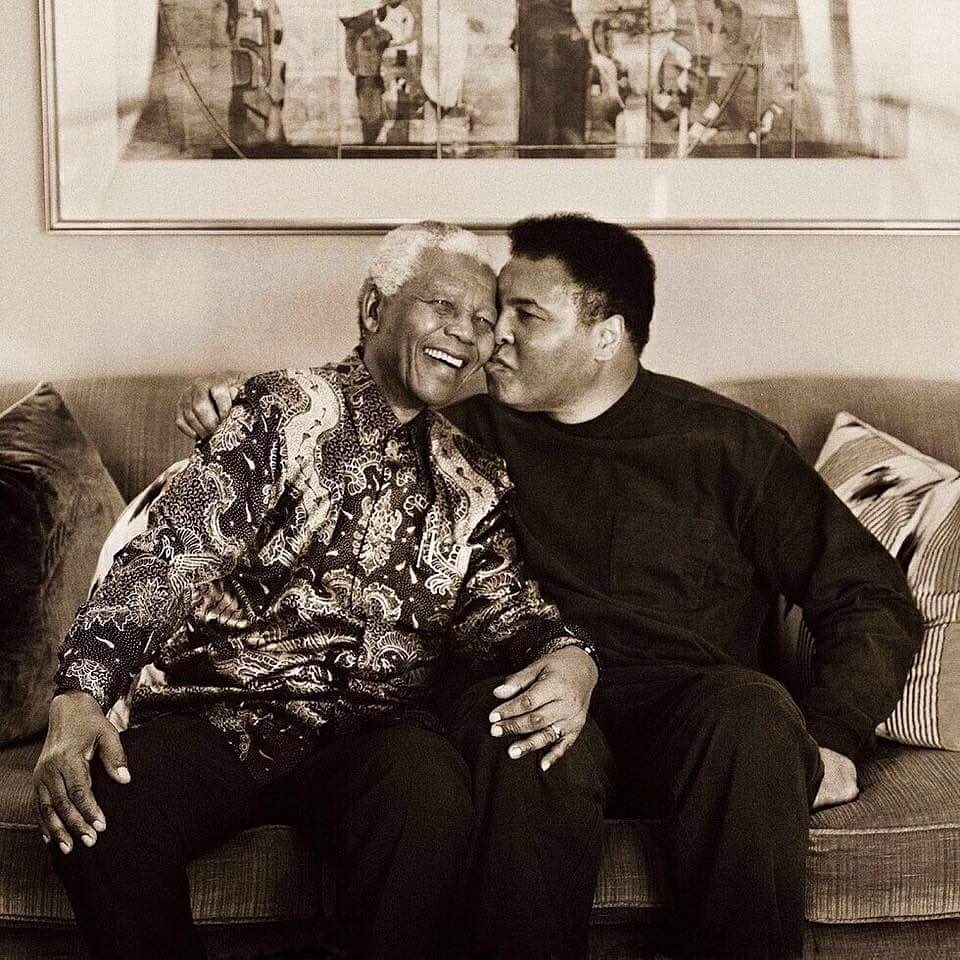 Two of the greatest men ever. https://t.co/VqdtY1qeVm