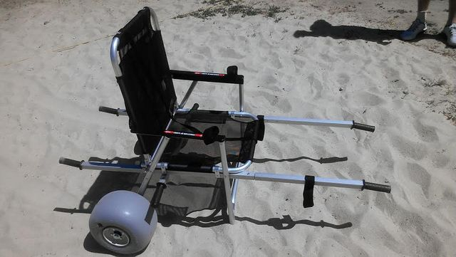 Freedom Chair: A Wheelchair for the Outdoors and More - https://t.co/qEU94f8j09 @CrosswindCncpts #accessibletourism https://t.co/PqjLAL9fhg