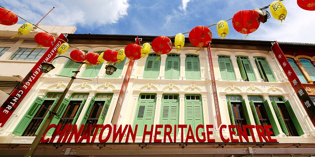 4 reasons to check out the new Chinatown Heritage Centre in Singapore: