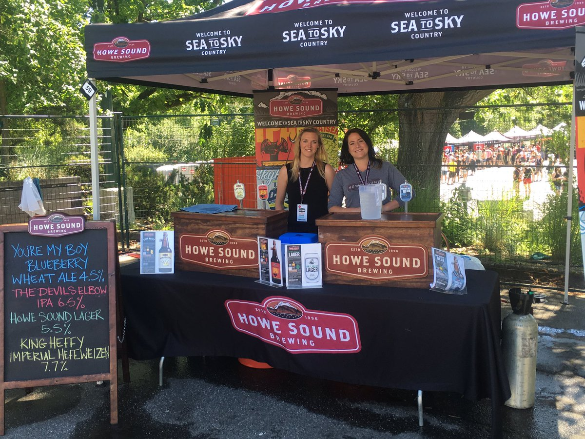 Come see us at Vancouver Craft Beer Week @PNE_Playland Beer Fest today & Sunday. @VCBW https://t.co/WMXEBA6tGl