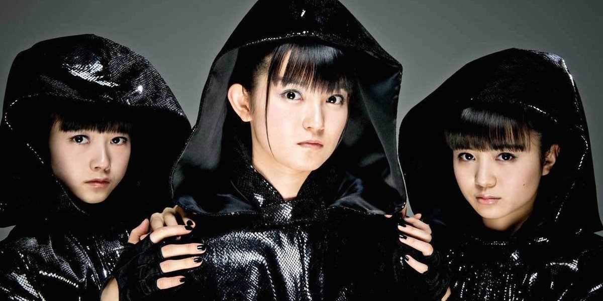 How @BABYMETAL_JAPAN and Rammstein @RSprachrohrare breaking down metal's language barriers;  http...