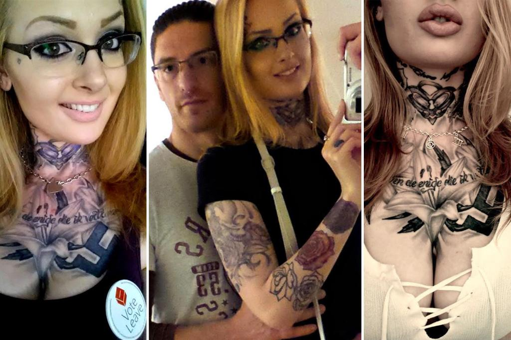 ... tattoo on her breast have infiltrated brexit campaign - scoopnest.com