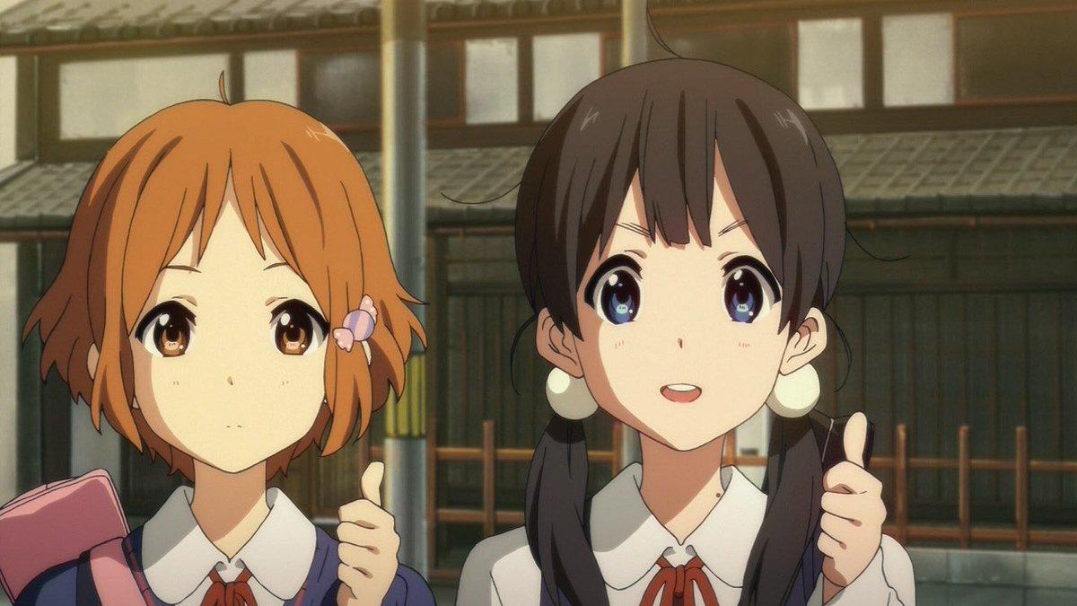 たまこまーけっと、たまラブが大好き。そして京アニが大好き!!改めて言ってみた( ᐛ )و京アニ好きの人と繋がりたいですな