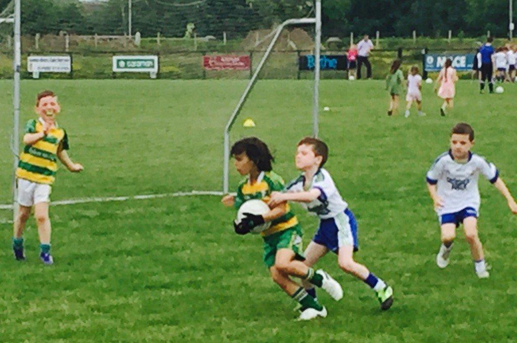 Proud as punch watching my Michael-John playing football #edendork #GAA https://t.co/MF2qRsuvOe