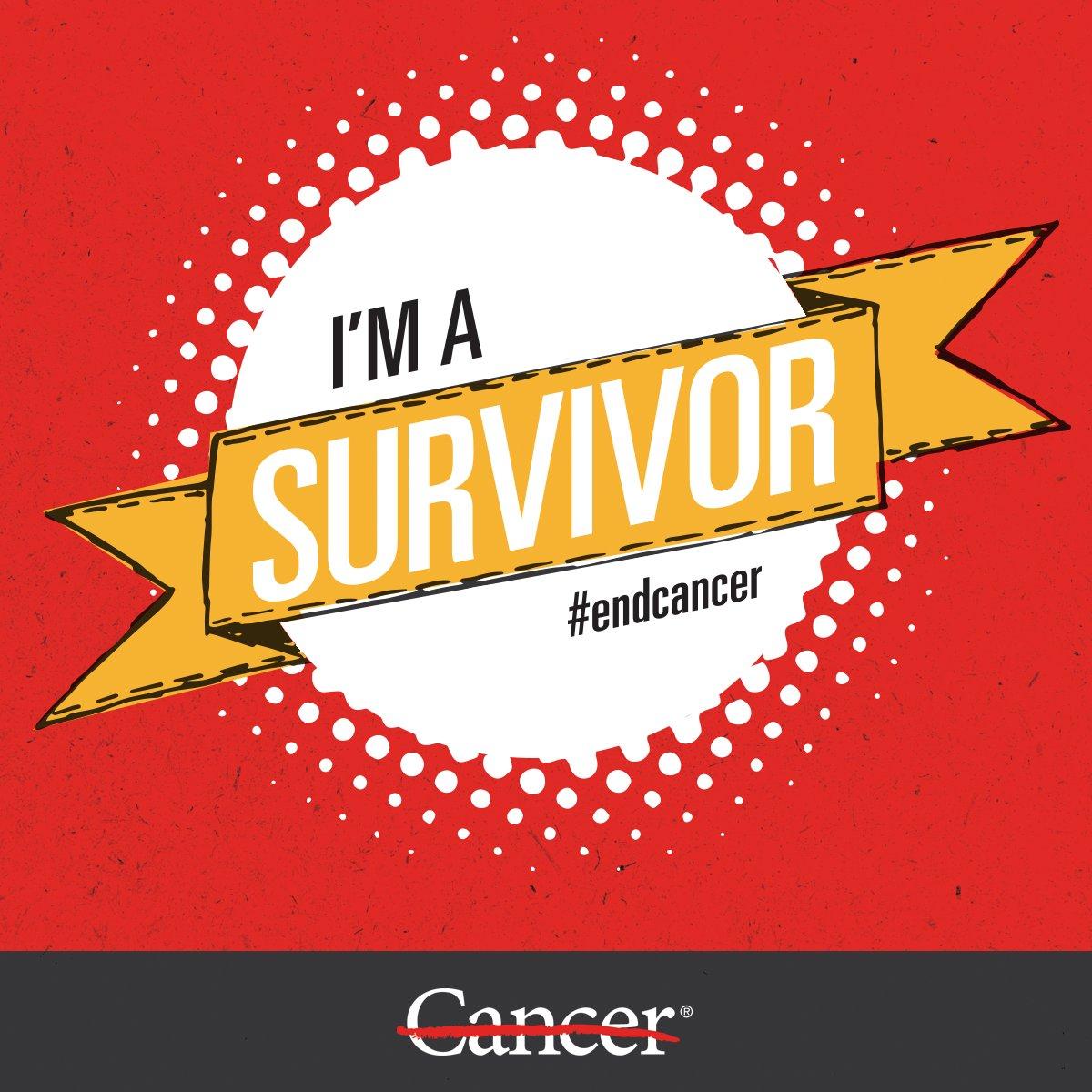Happy #NationalCancerSurvivorsDay to our patients, caregivers, survivors and all those working to #endcancer. https://t.co/wxPNHSV9lA