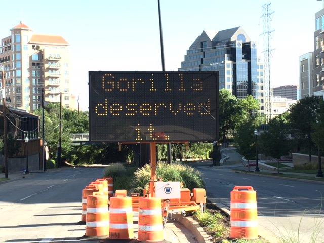 TxDOT activating traffic signals at Business 59/Loop 287 overpass ...