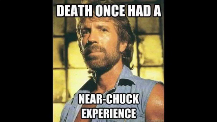 #RejectedNamesForHurricanes  Hurricane Chuck -  it would destroy the galaxy https://t.co/7RFuCZvAa1