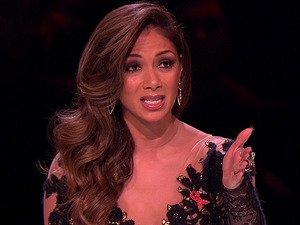 Nicole Scherzinger talks X Factor