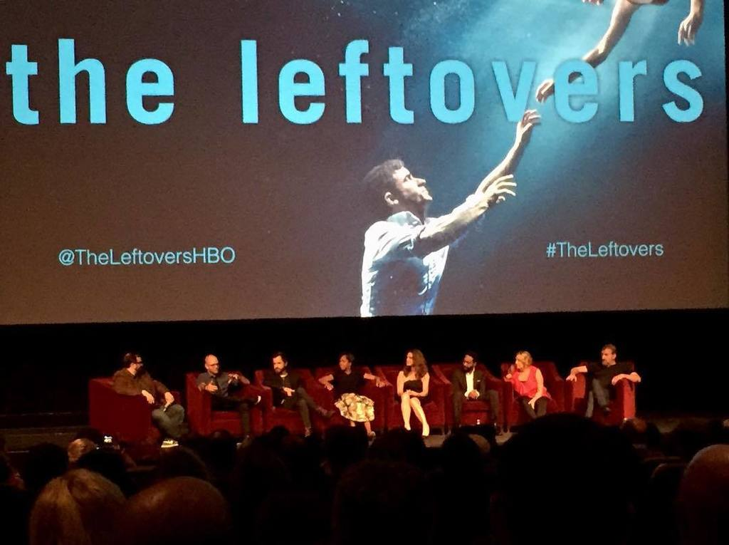 #TheLeftovers Panel Discussion with Stars & Showrunner #fyc @hbo https://t.co/awvHPg6Ya9 https://t.co/ZItCr55tPi