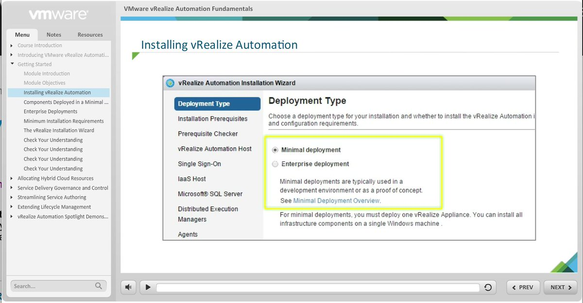 Free e-learning course - VMware vRealize Automation 7 Fundamentals https://t.co/WCgYVNbqNR https://t.co/H6ZdJwYePA