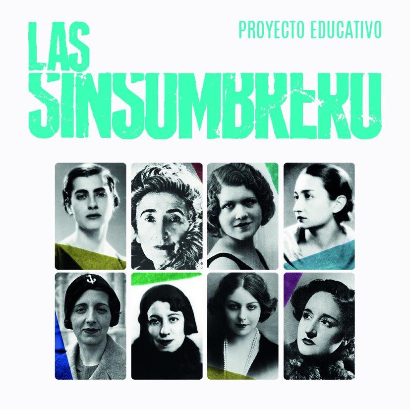 """Hoy lanzamiento del Proyecto Educativo """"Las Sinsombrero: Sin ellas la historia, no está completa"""" #leersinsombrero https://t.co/PiqfyMMkEy"""
