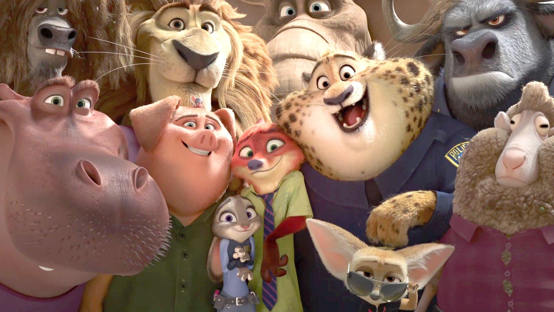 «Зверополис» стал четвертым в истории мультфильмом, преодолевшим в мировом прокате отметку в $1 млрд сборов https://t.co/JNHRc77xgN