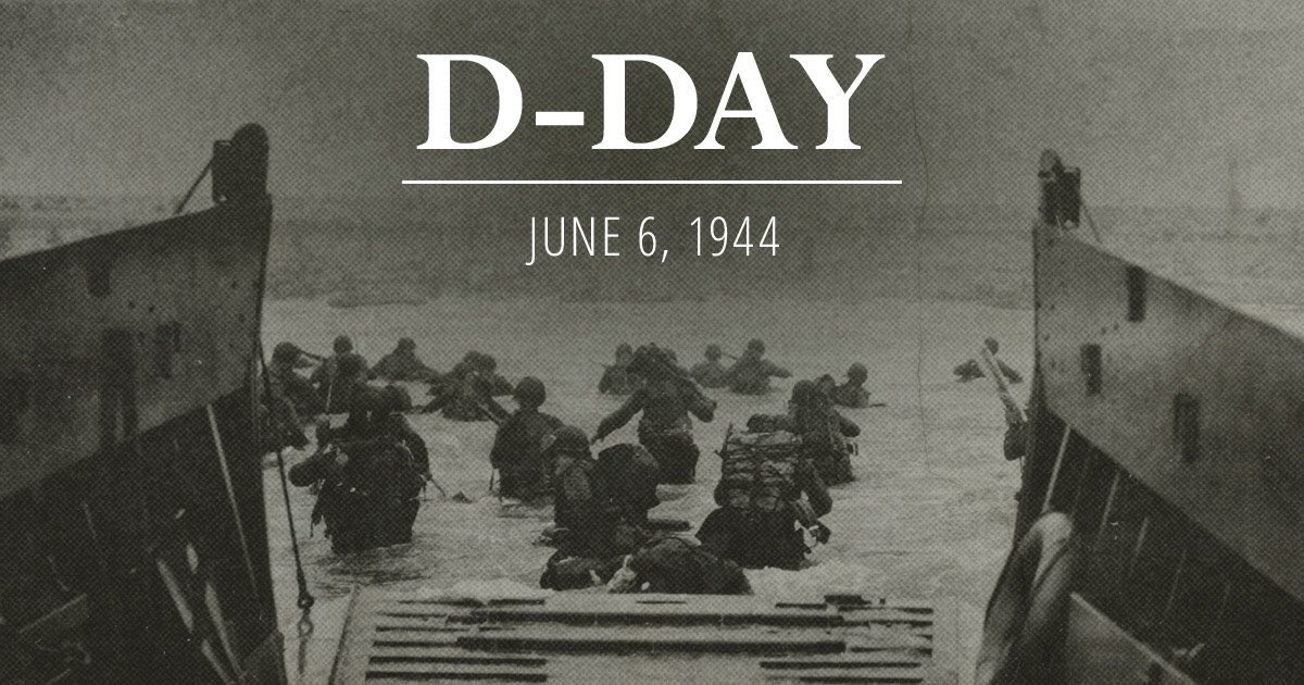 Take time today and remember the courage and sacrifice of the heroes who fought on this day 72 years ago. #DDAY https://t.co/CQMrCwWN05