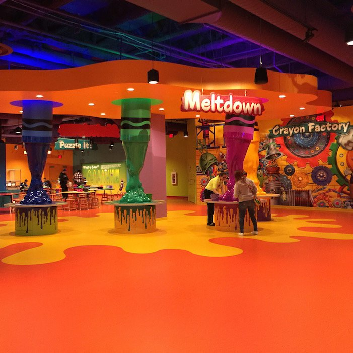 Crayola Experience at Mall of America https://t.co/yJ1bkFVI5B via @thevacationgals #familytravel https://t.co/MoZAPCjciV
