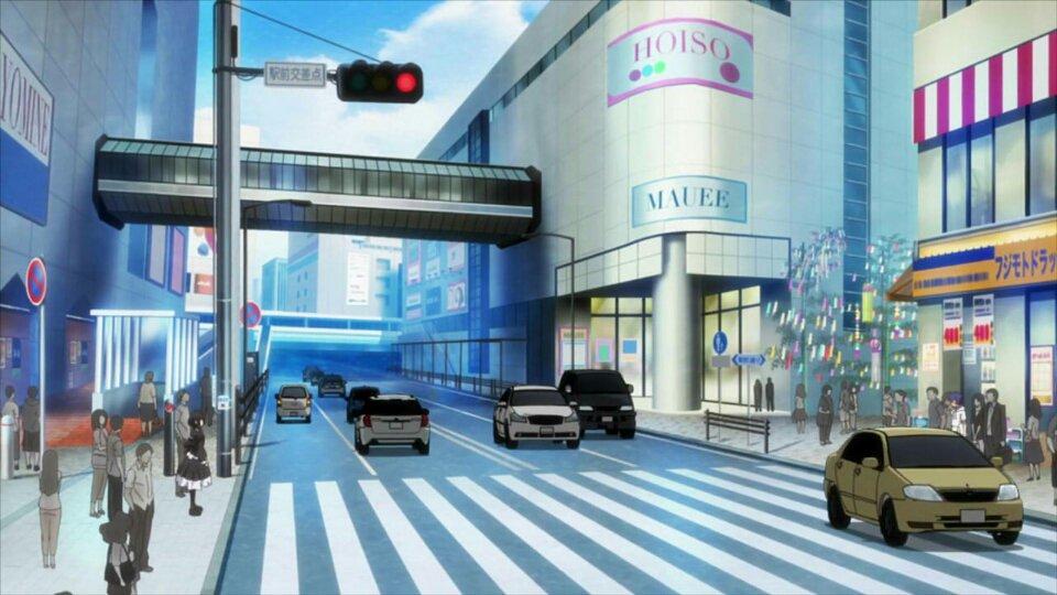 アメブロを更新しました「デート・ア・ライブⅡ OVA 狂三スターフェスティバル 聖地巡礼 町田109前」 場所の説明より