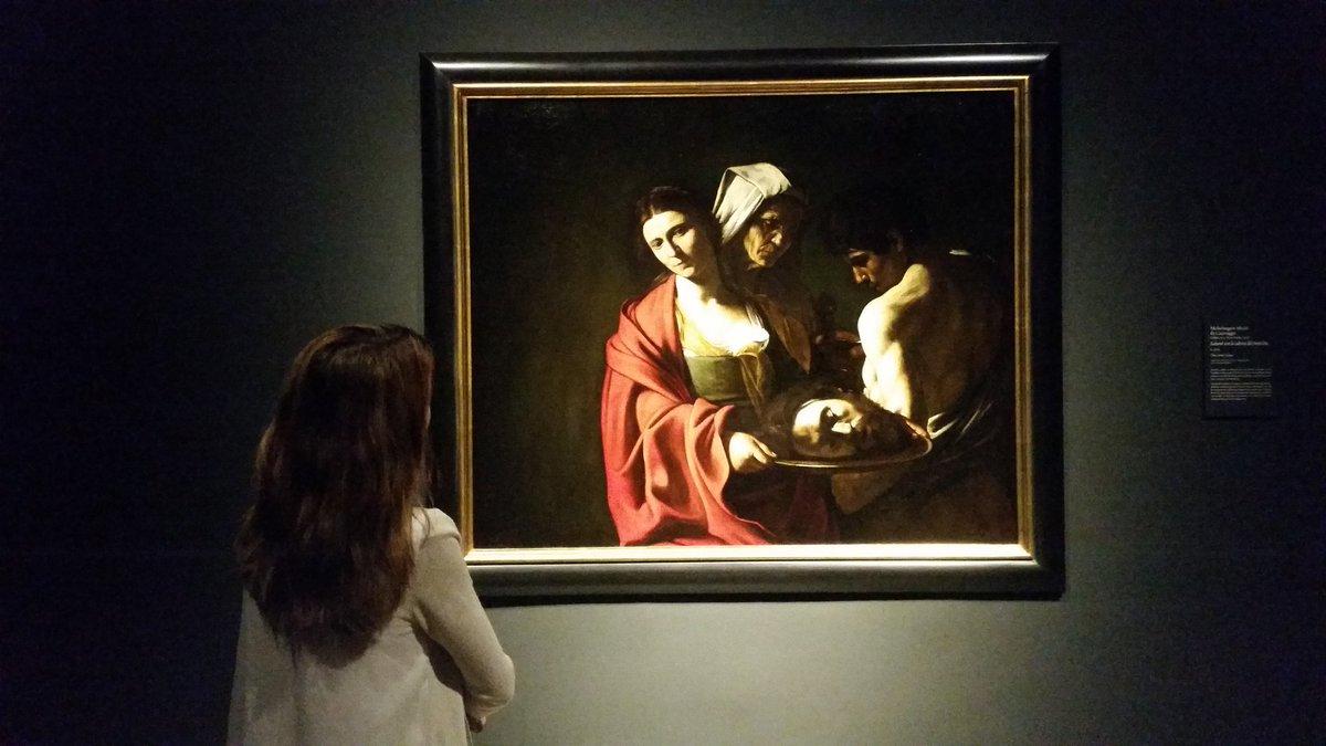 Primeras imágenes de Caravaggio y el #SeicentoItaliano en Palacio Real (@realessitios) https://t.co/HuKOBVISC8
