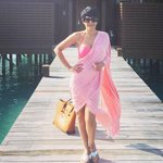 RT @Showbiz_IT: If you love the beach then you'll love @mandybedi's sexy beach sarees even more | https://t.co/t3EyGeiEac https://t.co/R2MB…