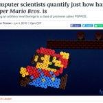 Super Mario Bros. isn't technically Nintendo hard—it's PSPACE hard. https://t.co/OJoGdVQY2i https://t.co/NSISVQh1xr