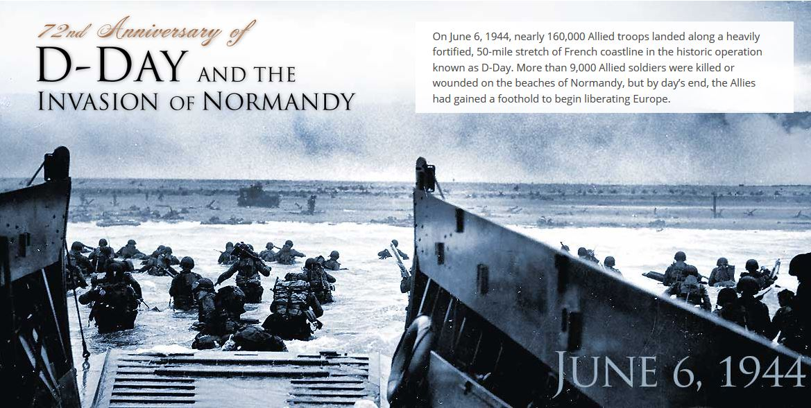 The cost of lives was high, but the sacrifice allowed 100,000 Soldiers to progress. #DDay https://t.co/8gblPHv3uQ https://t.co/d2gYoRQcGu