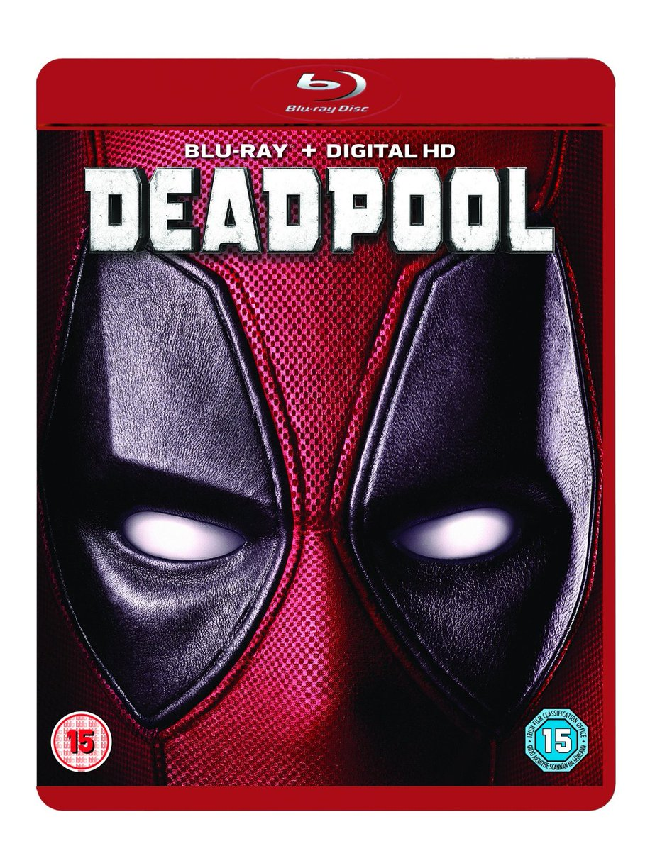 #Competition time! RT & follow us for the chance to #win #Deadpool on Blu-ray https://t.co/DKKKwP3l5y https://t.co/AtuwOZqU52