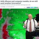 Local meteorologists like James Spann aren't hanging up their suspenders just yet https://t.co/bpWi3GRjCJ https://t.co/iMBTDbCkaI