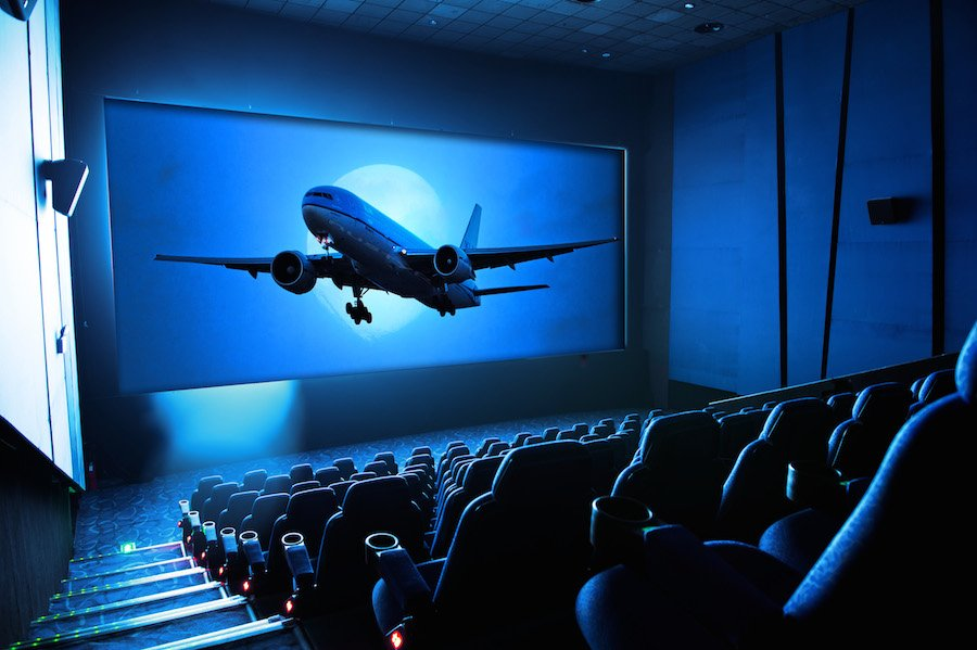 Secret passages, holes sucking you out, & other airplane movie myths debunked.