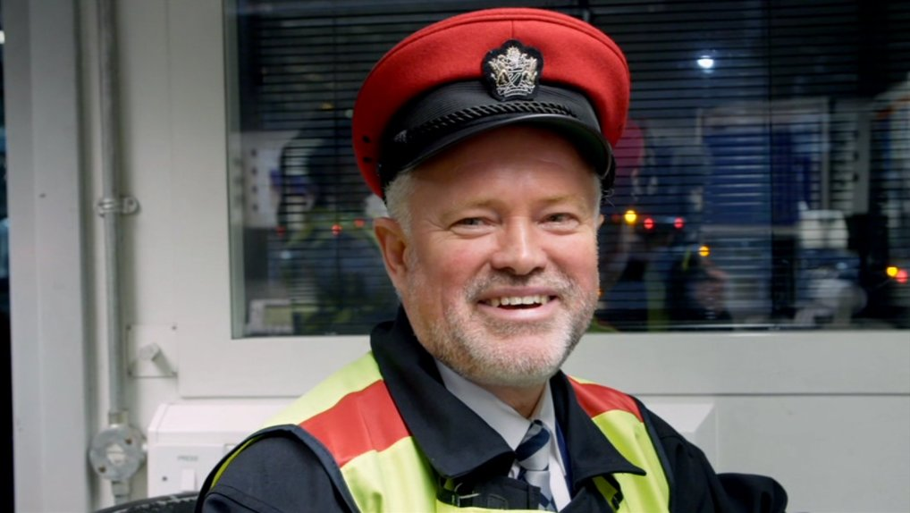 The old red cap - meet @British_Airways' turnaround star Allan: