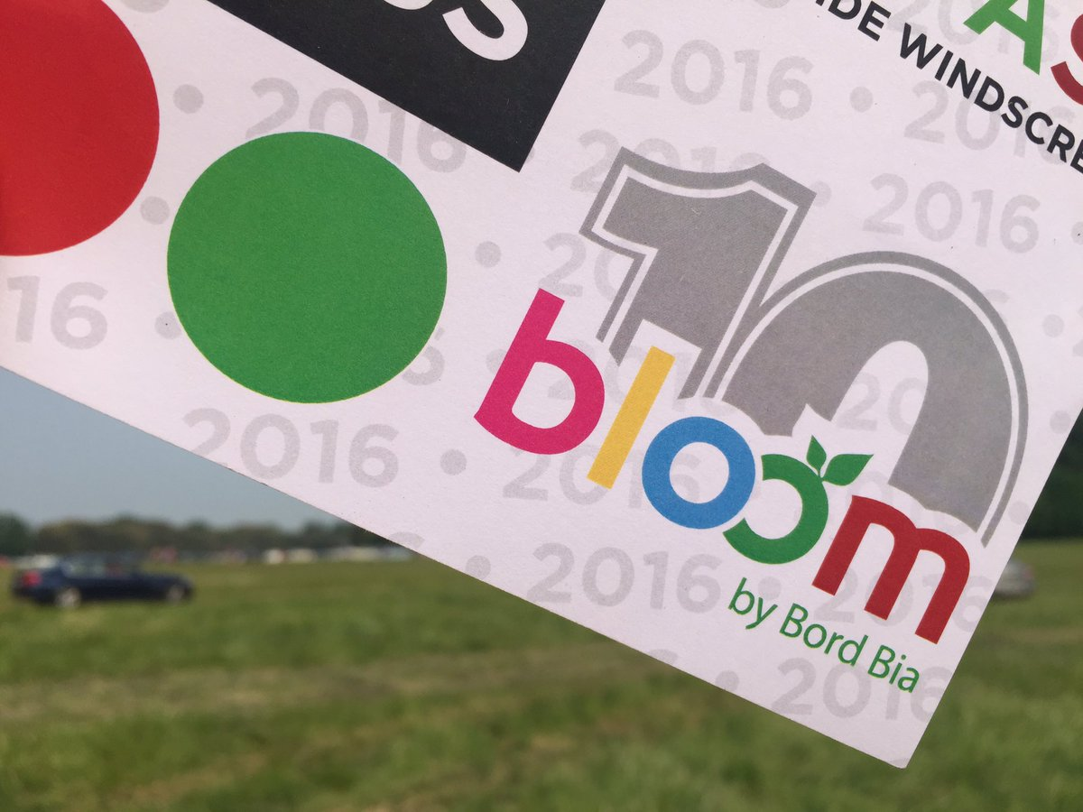 Thank you @bloominthepark and congrats @Bordbia. Year 10 and 115,000 people visiting. :) https://t.co/Wly4O1nxrw