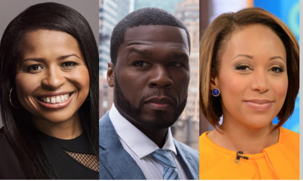 don't MISS it Me n @CKAgbohOffical talk @Power_STARZ with @GMA @maracap on 6/20 - More info: https://t.co/sgEatDwfWy https://t.co/nPXxJ5dHF5