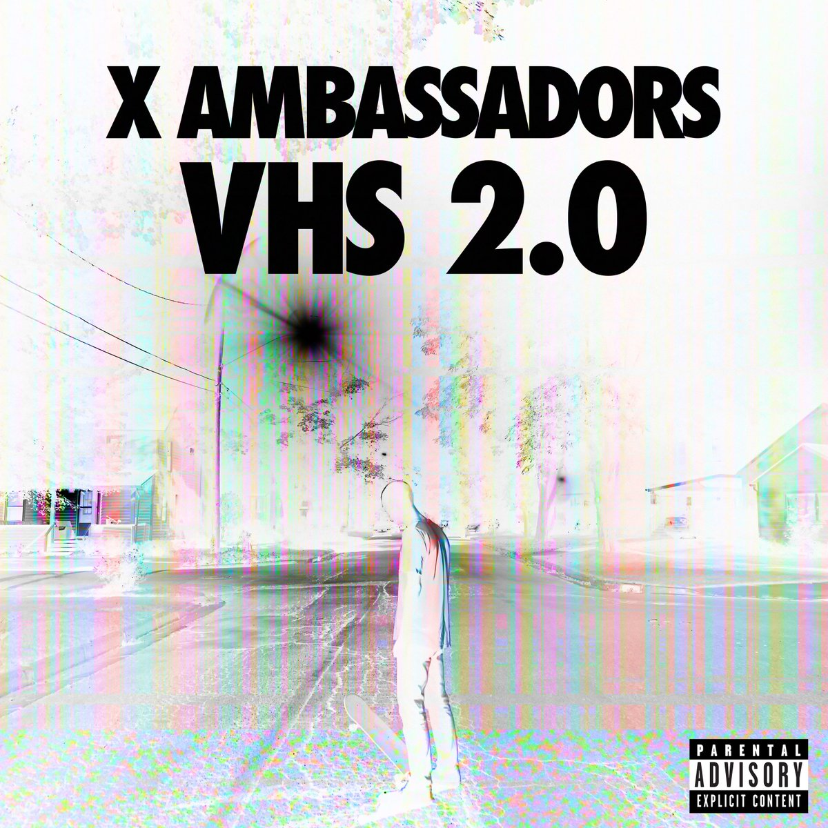 VHS 2.0 coming out Friday... Featuring 5 new unreleased songs