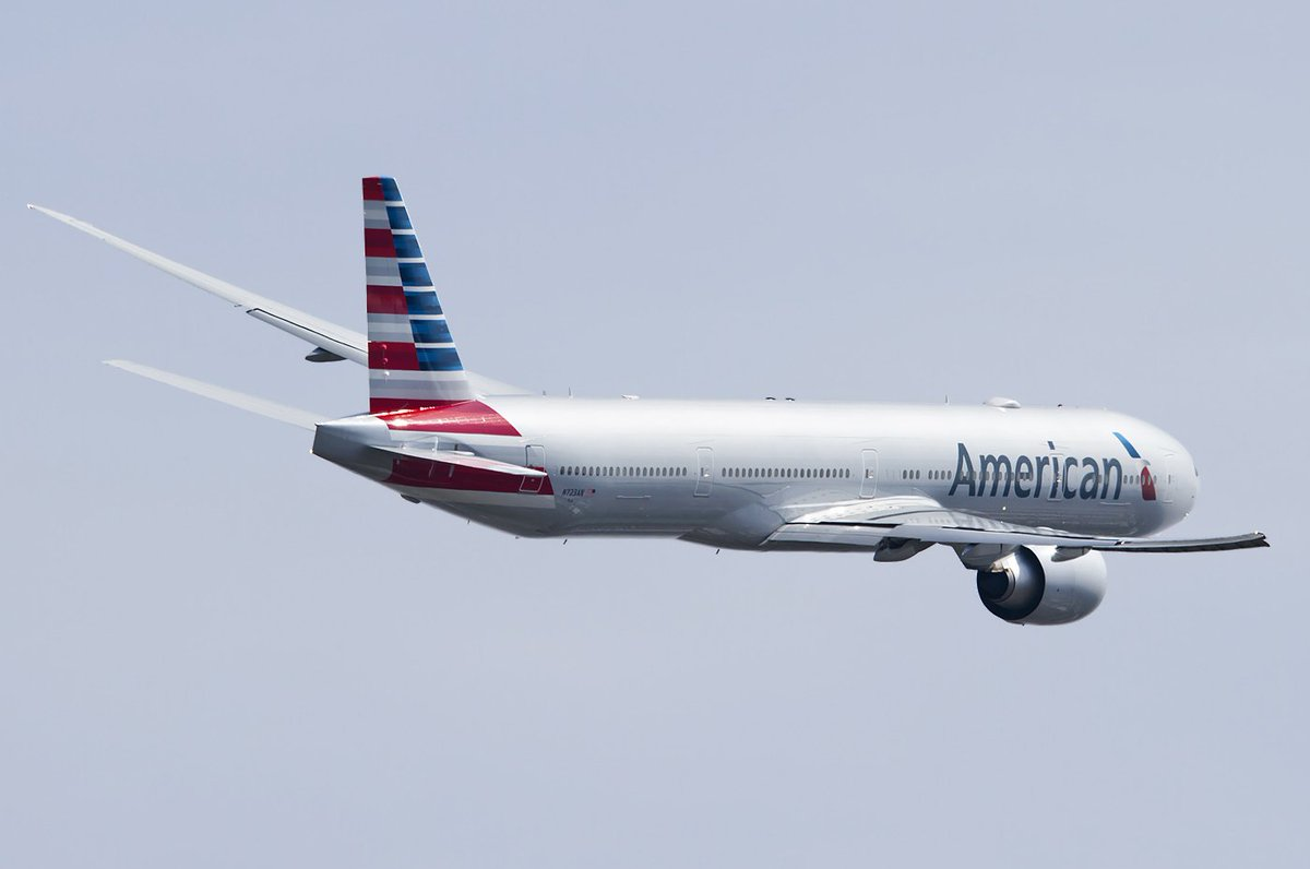 Did you know? @AmericanAir is the world's largest airline: