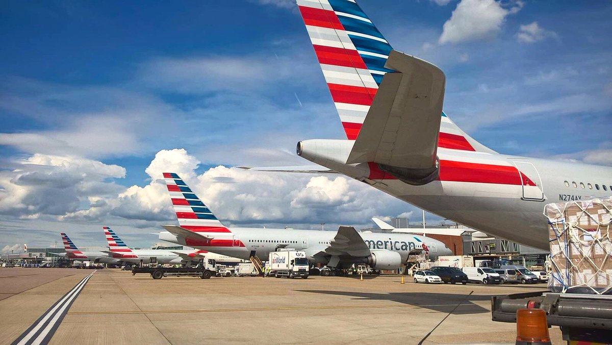Find out more about @AmericanAir's new fleet here: