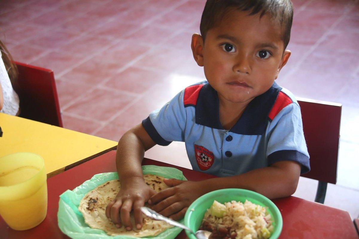 #Dato: La desnutrición afecta 1 de cada 2 personas. De estas personas, hay 165M de niños con retraso de crecimiento. https://t.co/b2ilMfa6Gr