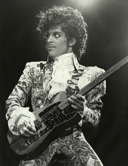 Happy Birthday to the late & great We\ll be paying respect on w/ an hour of Prince tunes @ 11:57am,
