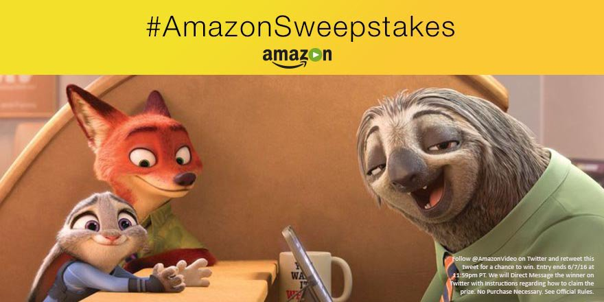 Follow and RT for the chance to win a @DisneyZootopia gift basket! Rules: https://t.co/68M36A58jw @DisneyAnywhere https://t.co/nIgrQjnFnz