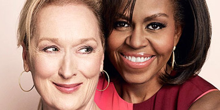 Michelle Obama, Meryl Streep, Tina Fey, Laverne Cox and more launch 'United State of Women'