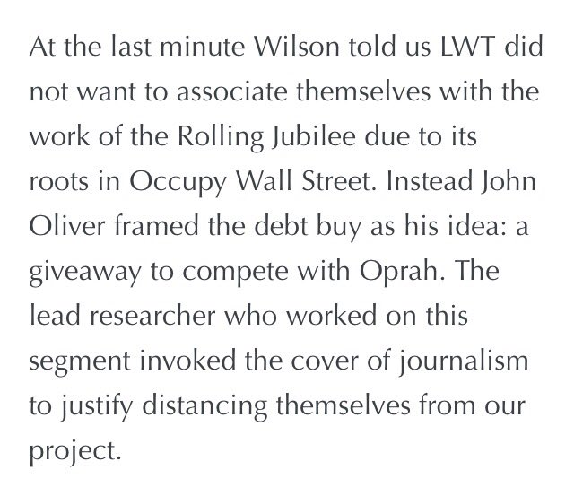John Oliver's debt buy was inspired by a project that went totally unmentioned on the show. https://t.co/UVJCEuHVAi https://t.co/AuulCsCefQ