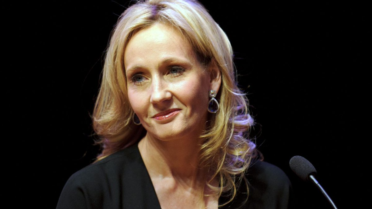 J.K. Rowling Claps Back At 'Racists' And 'Idiots' Who Aren't Down With Black Hermione