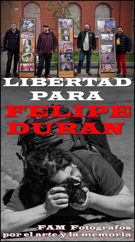 ATENCION!! Hoy #FELIPEDURAN llev
