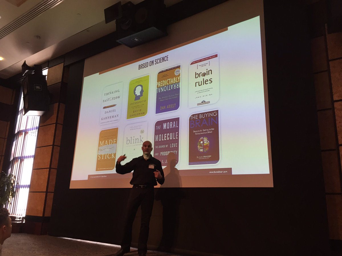 """Great reading list - """"the science of attention"""" #salesbrain #emattention https://t.co/nramwSm1x1"""