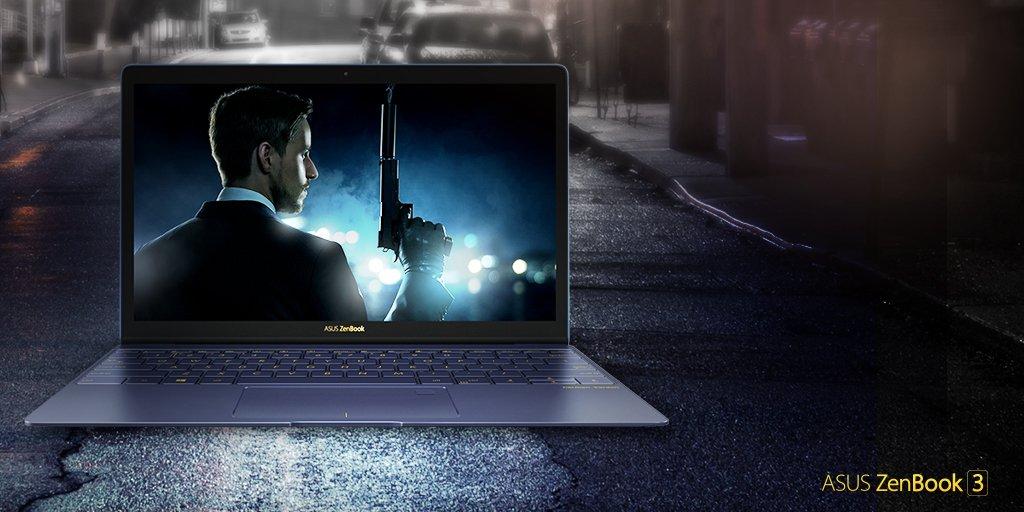 The world's most prestigious laptop with unprecedented performance - #ASUS #ZenBook3 #Zenvolution https://t.co/drDxERMS3S