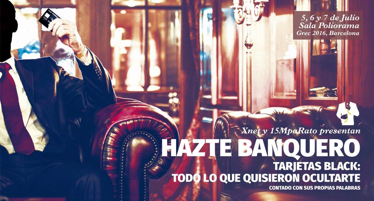 Solo falta un mes para el estreno de #Haztebanquero A qué esperas para conseguir tu entrada? https://t.co/eWDharmlBx https://t.co/O3Dn6XxH87