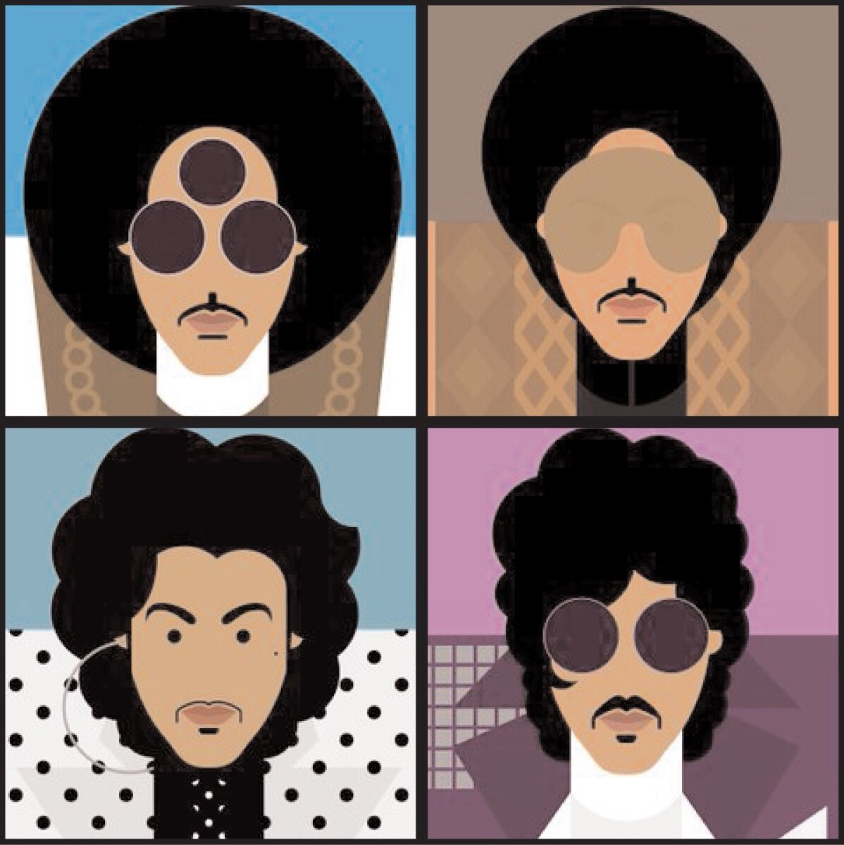 Happy 58th birthday Prince! We miss seeing your face around here, but we still celebrate you every day. https://t.co/qTLgzpCKbp