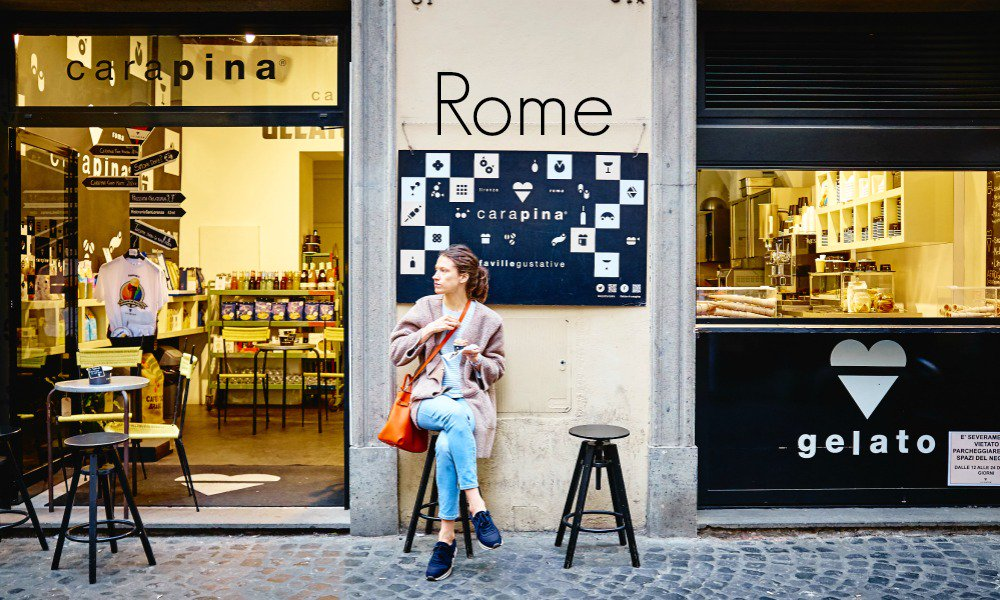 When we're talking about Rome it's so much more than pizza... Check out our latest article: