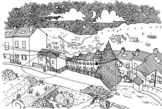 Paint Hebden Bridge red with this colouring book raising money for the Calderdale flood fund https://t.co/42x44hS0os https://t.co/cxxjdLaYf7