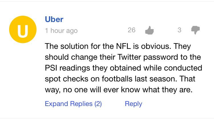 Yahoo comment on the NFL Twitter hack story https://t.co/DyfpAOAcLg
